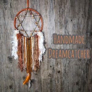 Other - Handmade dreamcatcher Star of David